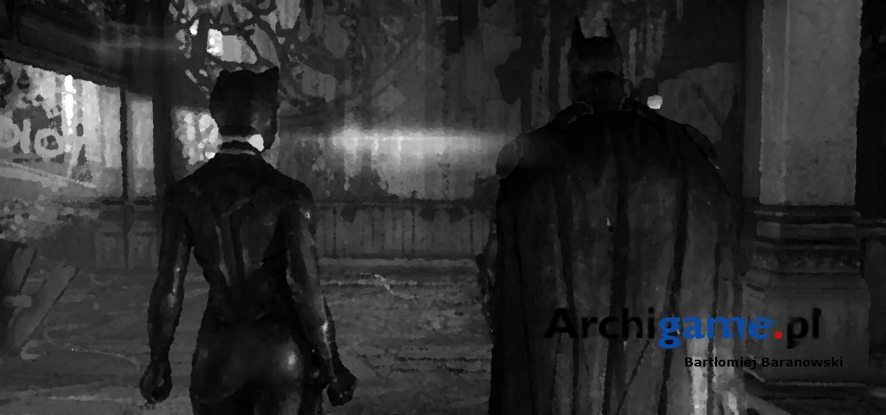 Gotham zawsze będzie jego domem – Batman: Arkham Knight