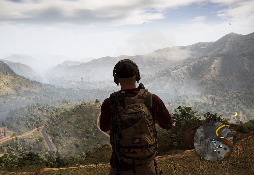 Beta Ghost Recon: Wildlands? – kartka z Boliwii.