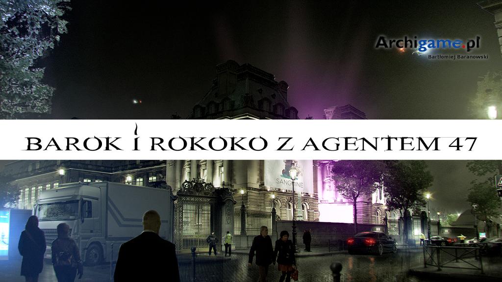 Barok i rokoko z Agentem 47 – Paryż – Sezon I