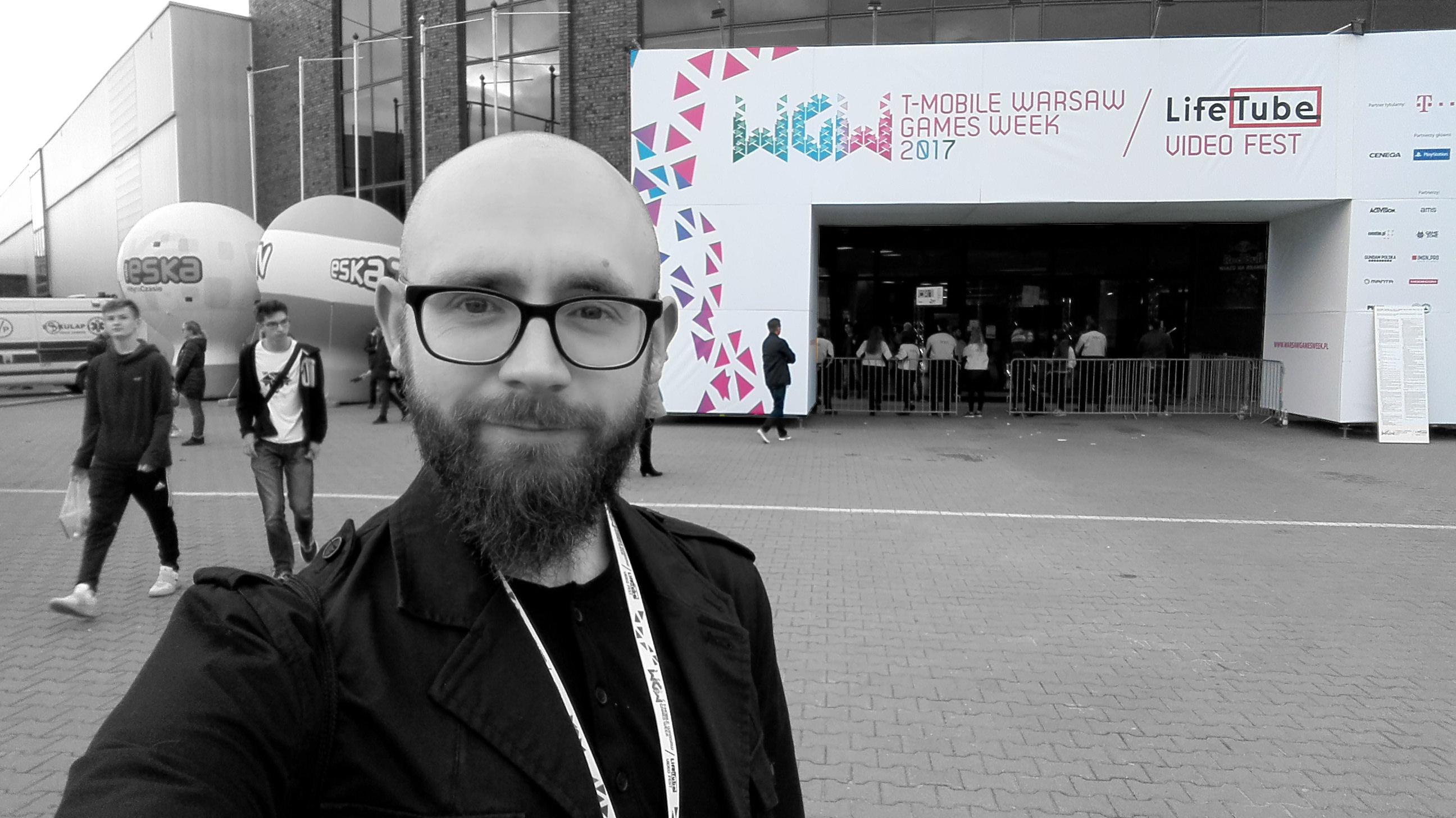 Warsaw Games Week i mój zachwyt nad graczami – Archiweek #5