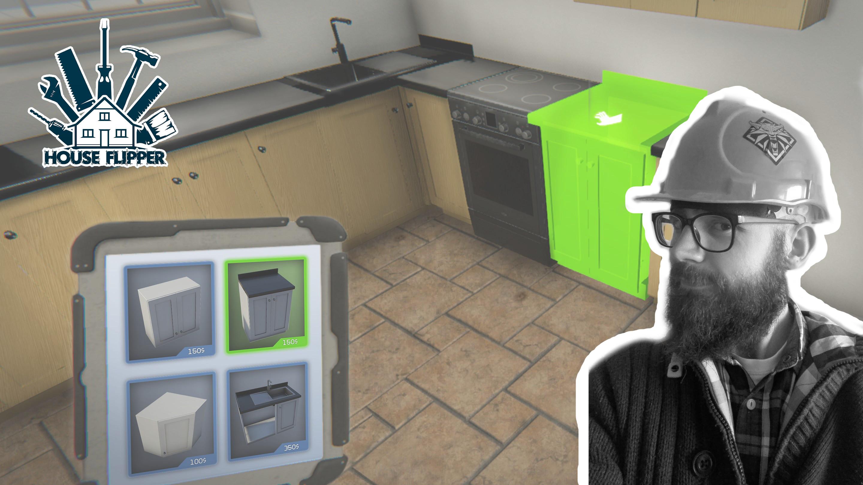 House Flipper –  gra, która nie ma nic wspólnego z fliperami