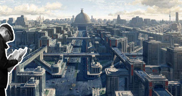 Architektura w Wolfenstein: The New Order – wirtualny, niemiecki rozmach