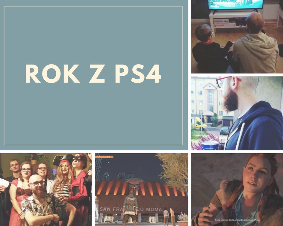 Rok z PS4 – jak konsola zmieniła mnie jako gracza