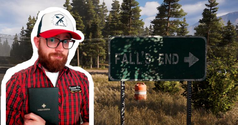 Architektura w Far Cry 5 – magia Montany w Dolinie Holland – Część I