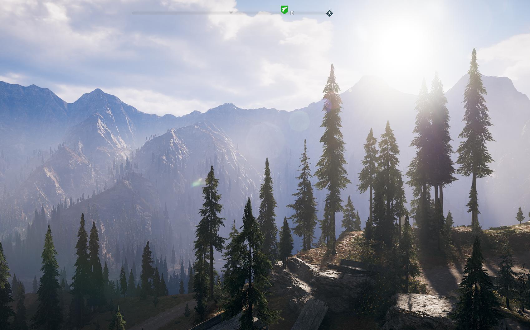 Architektura w Far Cry 5 – życie preppersa w Górach Whitetail – część II