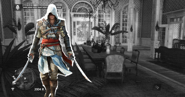 Domy postaci z gier – rezydencja Edwarda Kenwaya z Assassin's Creed: Black Flag