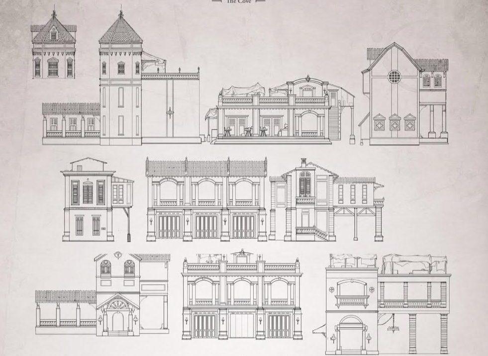 Architektura w Uncharted 4: Kres Złodzieja – wyprawa od baroku do romantyzmu