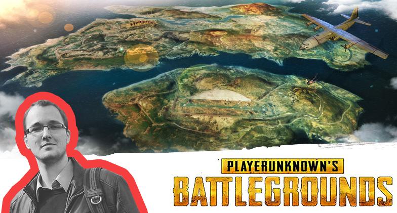 Architektura w PlayerUnknown's Battlegrounds