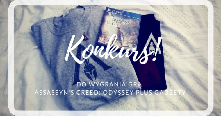 Konkurs! Do wygrania gra Assassyn's Creed: Odyssey plus gadżety