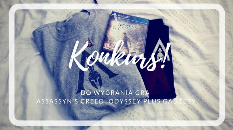 Konkurs! Do wygrania gra Assassyn's Creed: Odyssey plus gadżety