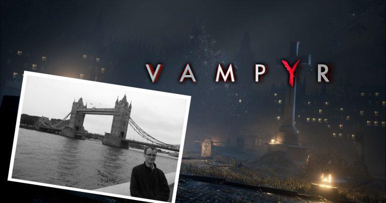 Architektura w Vampyr – zwiedzamy Londyn z 1918 roku