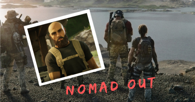 Pierwsze wrażenia z bety Ghost Recon: BreakPoint – Nomad Out
