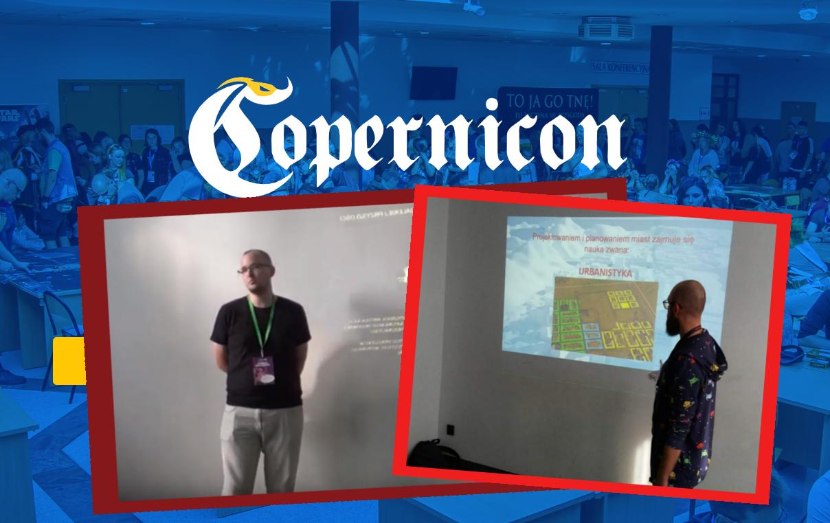Copernicon 2019 – byliśmy prelegentami! Oto zapis naszych wystąpień