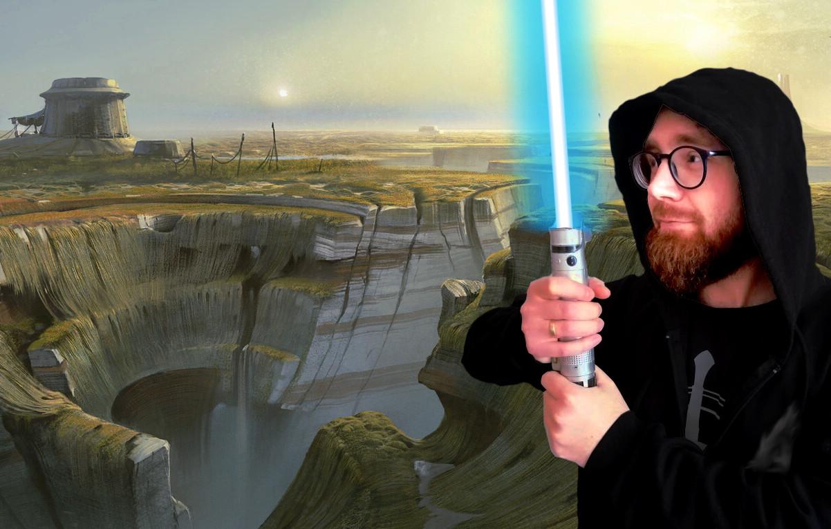 Architektura w Star Wars: Upadły Zakon – archeologia w świecie Jedi