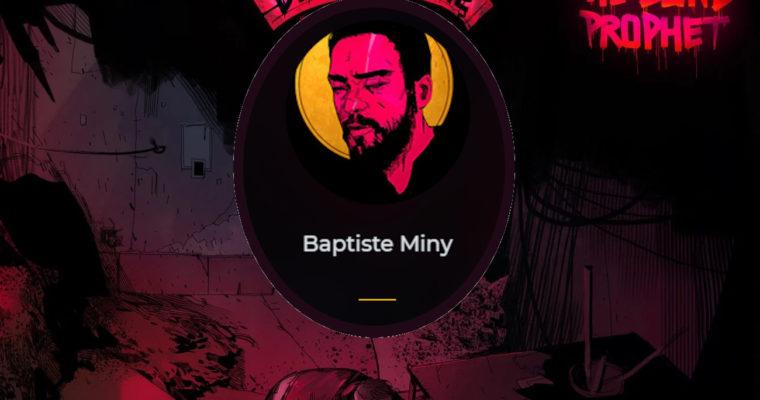 Wywiad z Baptiste Minym, twórcą gry The Blind Prophet