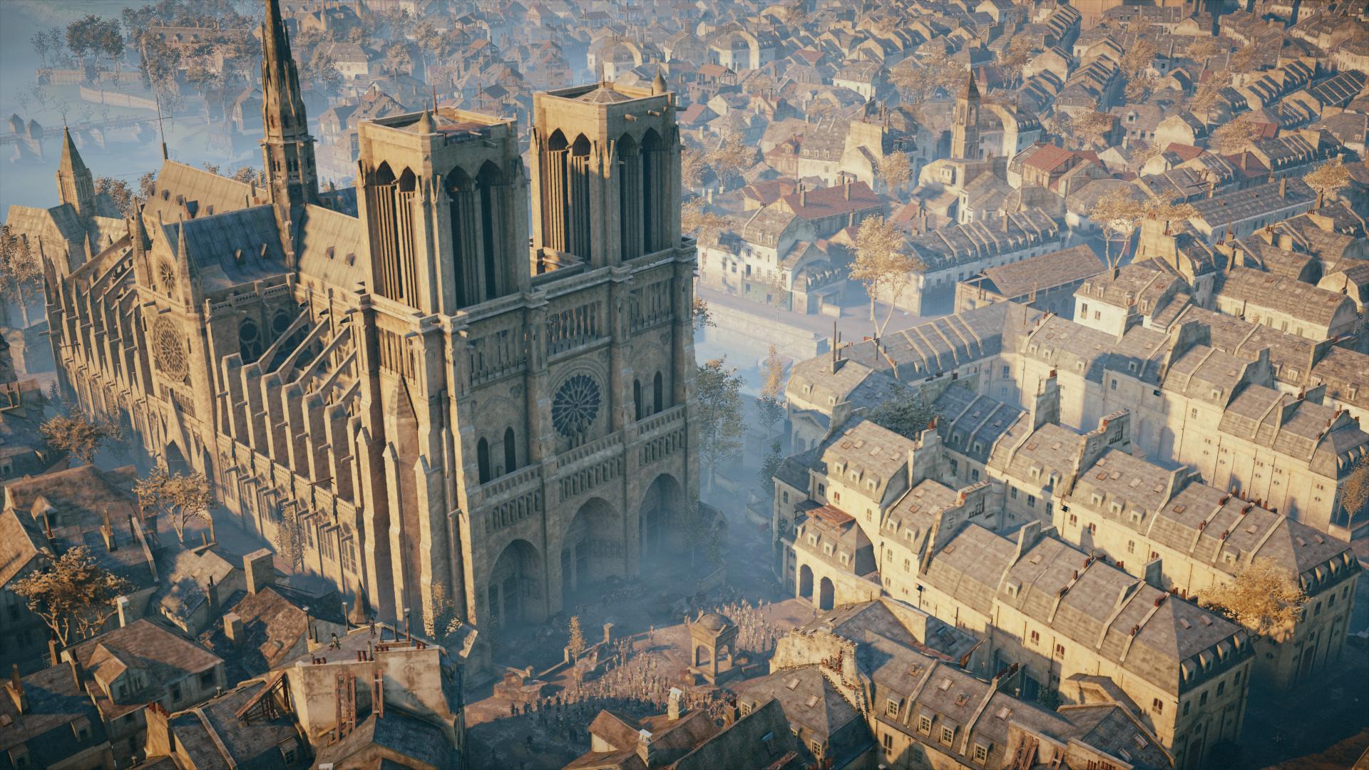 Pożar katedry Notre Dame w Paryżu – AKTUALIZACJA