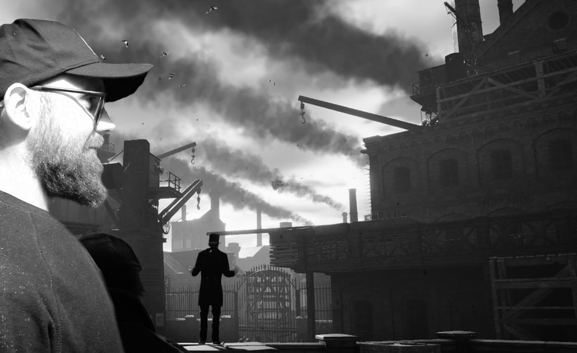 Architektura w Assassin's Creed: Syndicate – Londyn z lotu asasyna