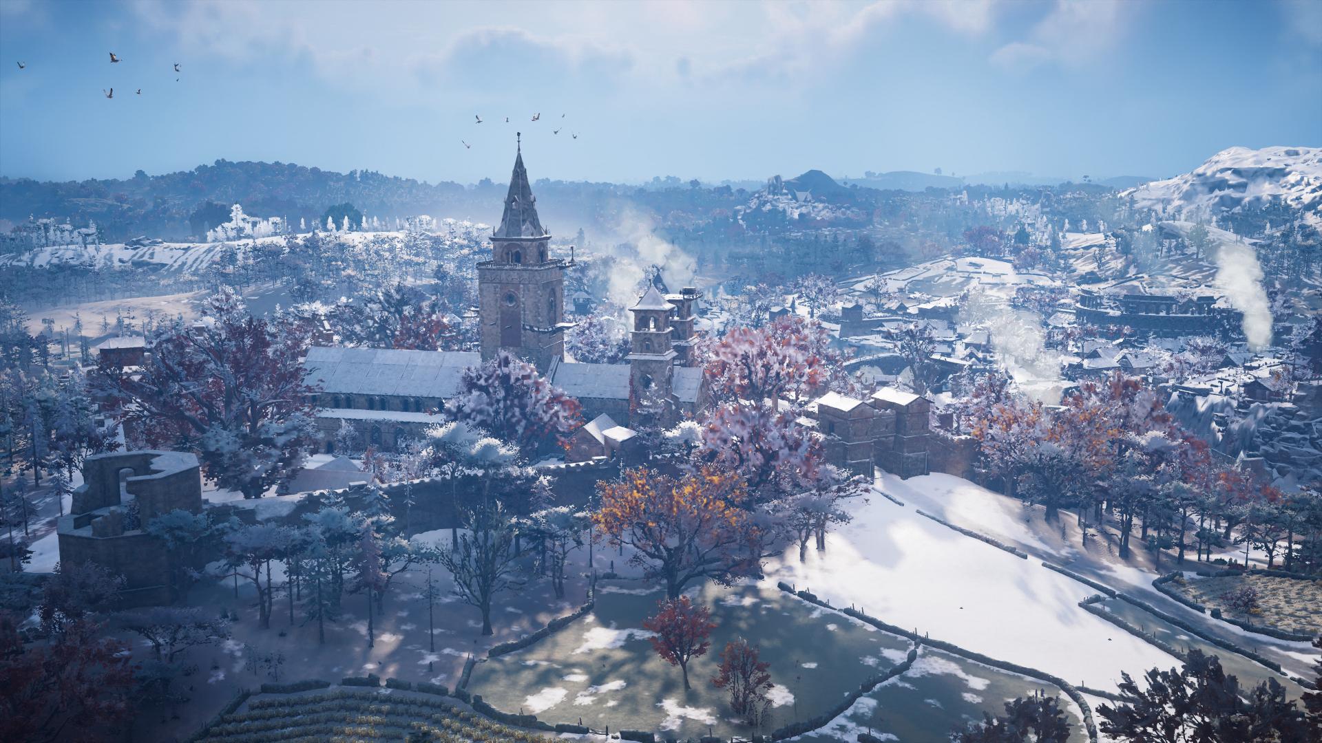 Trzy oblicza krainy Sasów – architektura w Assassin's Creed: Valhalla – część II