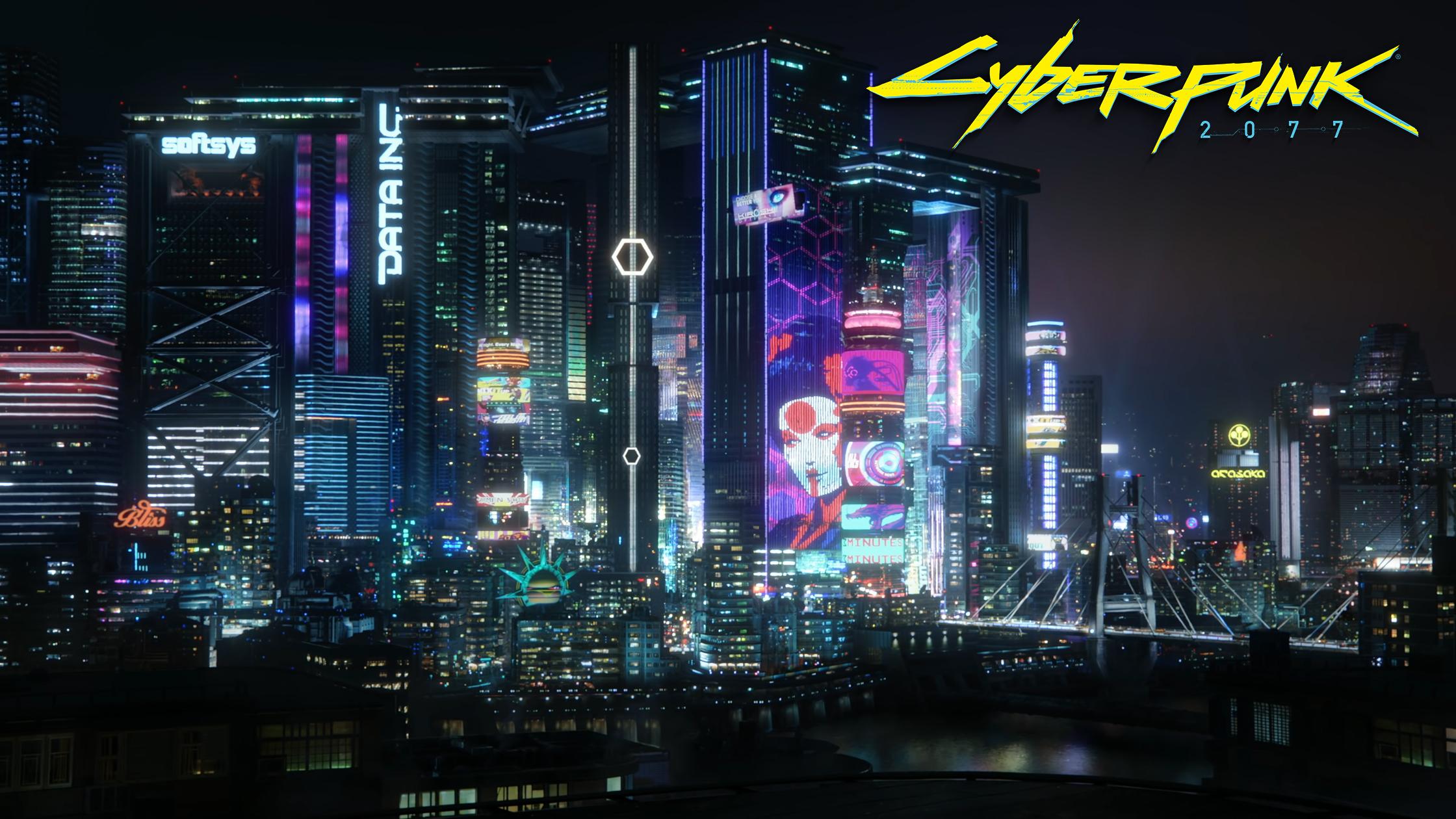 Architektura w Cyberpunk 2077 – wrażenia Jerzego