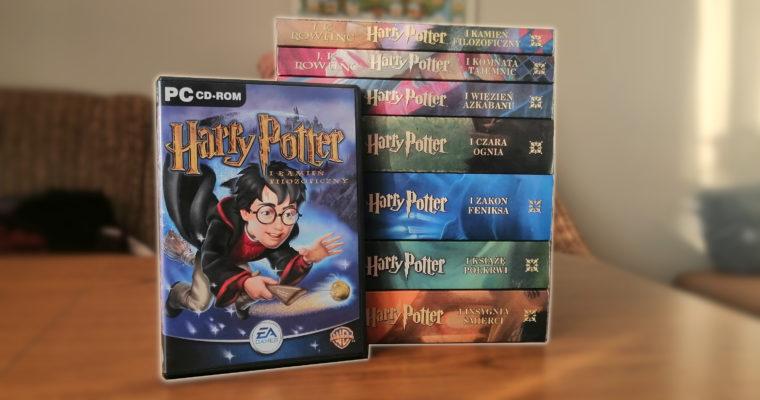 Śledztwo. Dlaczego nie można nigdzie kupić gier z serii Harry Potter