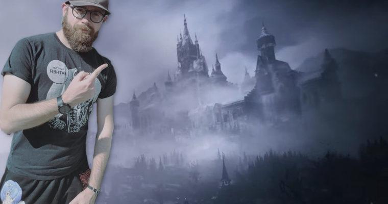 Zamek Lady Dimitrescu – architektura w Resident Evil Village